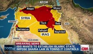 ISIS-Terrorist-Map